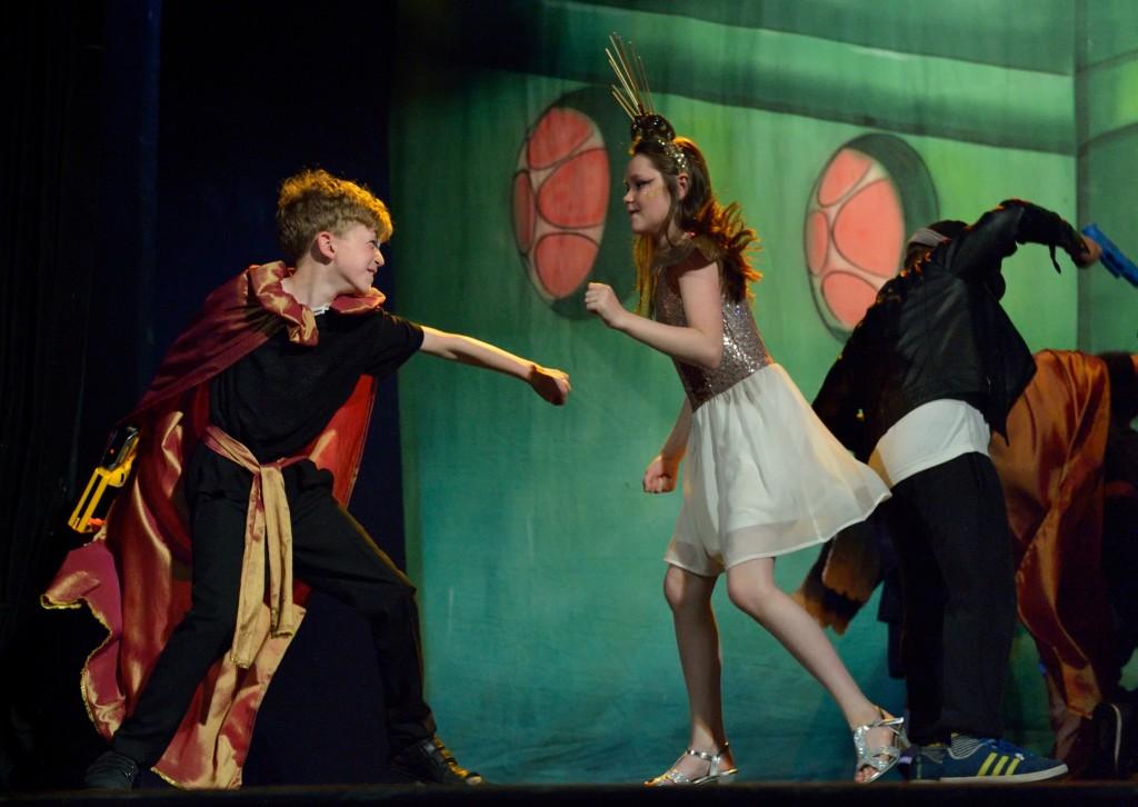 81-30062017-St Wilfrid's Primary School-Flash Gordon