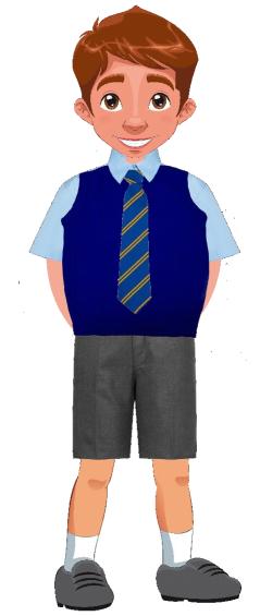 School Uniform Full